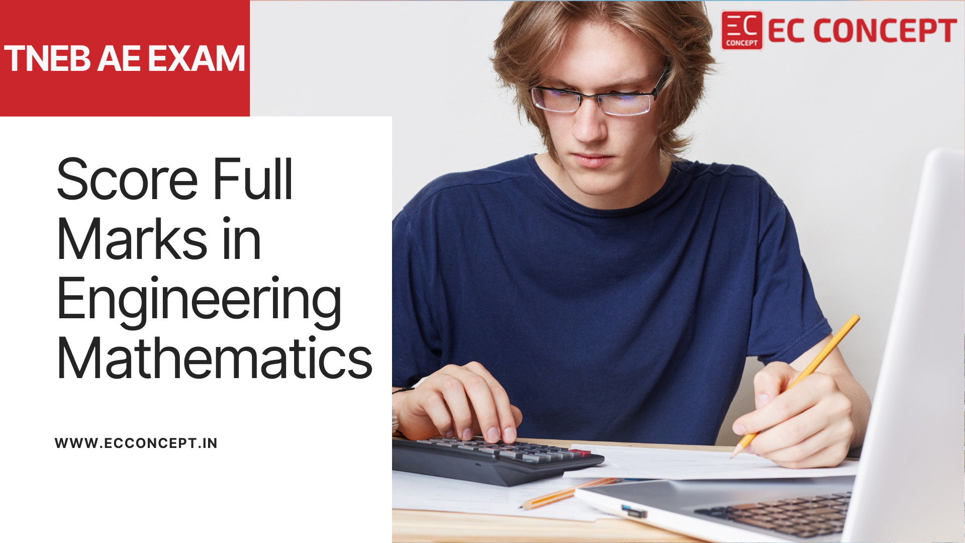 How to score full marks in Engineering Mathematics in TNEB-AE?